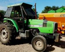 Tractor Agco Allis 6110 con Cabina TS