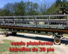 Plataforma Hidraflex Disponible para Usar