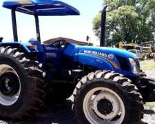 Tractor Agrícola TT.75 4wd New Holland - 0km