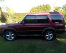 Camioneta 4X4 Land Rover Discovery 2 ,V8
