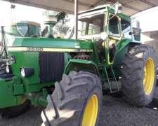 Tractores John Deere 3550