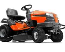 Husqvarna Mini Tractor Cespedero LTH1842 .