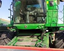 John Deere S660 2015 3500 Hs