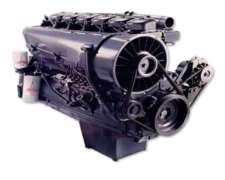 Motor Deutz 190 Turbo Intercool- Tractores Cosechadora