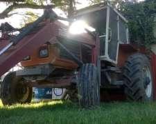 Tractor Zanello 220 150hp