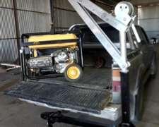 Grúa Pluma Portátil Aluminio - Kit Para Carro