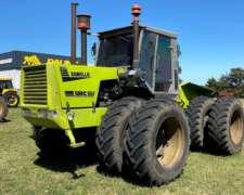Tractor Zanello 500, Rodado Dual 18.4-34 - muy Bueno