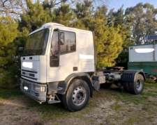 Iveco Euro Cargo Attack 17220 Tractor