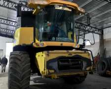 New Holland CR 9060 año 2010