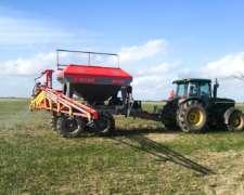 Sembradora / Fertilizadora de Arrastre HP 620