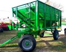 Acoplado Tolva para Semillas y Fertilizantes