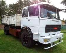 Vendo Camion Fiat 619 N1 Excelente Estado General Año 1987