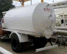 Tanque Atmosferico para Montar Sobre Camion-nuevos