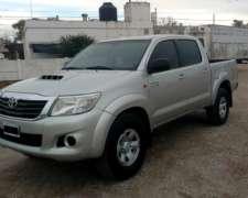 Toyota Hilux 3.0 4X2 SR 2013