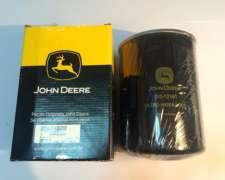 Dq 12161 Filtro Aceite Hidráulico Cosechadoras J.deere