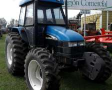 Tractor New Holland Ts100, Doble Traccion