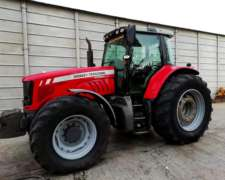 Tractor Massey Ferguson 6480