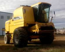 Cosechadora New Holland TC 59 Hydroplus C/23