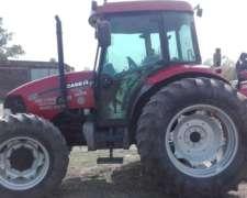Pauny 280 2013 y Case 95 2012