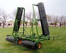 Super Bong Rolo Desterronador Transportable Pesado