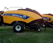 Megaenfardadora New Holland Big Baller 1270 Cropcutter Rafae