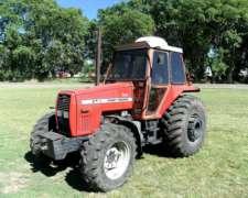 Massey Ferguson 650 Advance - Con Cabina Soid