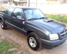 Excelente Estado. km Reales. VDO Chevrolet S-10 A/A MWM 2006
