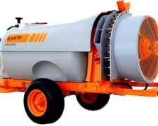 Pulverizadora De Turbina Jacto Arbus 2000 3p