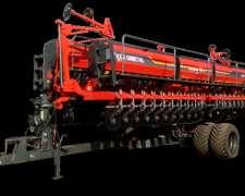Sembradora Autotrailer TI con Fertilización Doble - Gimetal