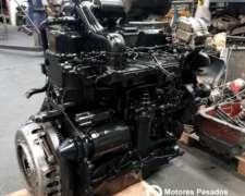 Reparación, Servicio y Repuestos para Motores New Holland