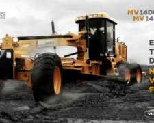 Motoniveladora Mv 14800 - Grosspal