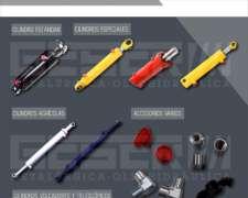 Cilindros Hidráulicos Fabricación, Reparación, Asesoramiento