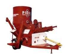 Moledora Mezcladora Distribuidor Cereal Y Fardo Pirro Jp 100