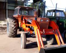 Fiat 900 e con Pala Nueva