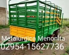 Carro Vaquero Desmontable Metalpamp