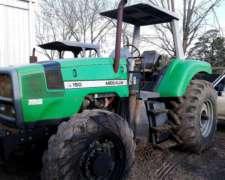 Tractor Agco Allis 6.150 / Doble Tracción / Toldo