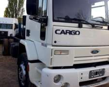 Ford Cargo Chasis 2008 Impecable