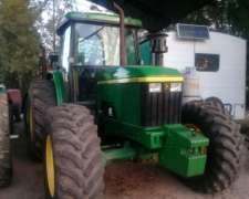 Jond Deere 7500.cab Full Contado