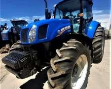 Tractor New Holland T7.190 Cabinado con Levante Paton - 0km