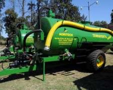 Estercoleras Terrafertil 6 - 8 - 10 - 12 Mil Agritech S.r.l