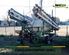 Fumigador Pampero Tetra Full 3000