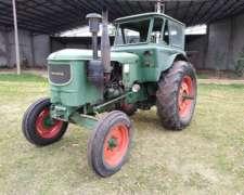 Tractor Deutz A55, año 1963
