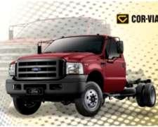 Camión Ford 4000 Corvial