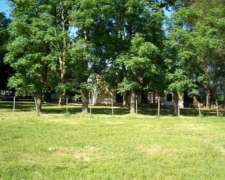 Campo 37 Ha Marcos Paz Con Mejoras Con 2 Casas