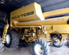 Tc59 2003 New Holland