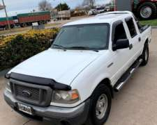 Pick UP Ford Ranger XL Plus 3.0 Tdi. Año: 2009