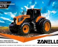 Tractor Zanello 4170 Nuevo.