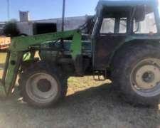 Tractor Deutz AX 4.75 Doble Traccion , Equipado con Pala