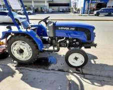 Tractor Lovol 250 35hp