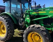 Tractor John Deere 6.125 D Cabina Pala